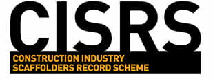 construction industry scaffolders record scheme membership logo